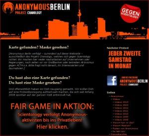 Anonymous Berlin