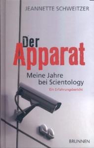 Schweitzer-Der-Apparat-2009-Titel