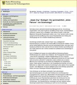 IDEALE Org Stuttgart lezte Patrone 3 2013 lfv