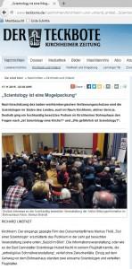 Teckbote Kirchheimer Zeitung