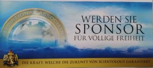 Flyer Werden Sie Sponsor Teil 1 IASA 2011